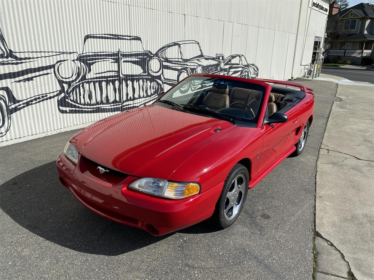 1994 Ford Mustang (CC-1318424) for sale in Fairfield, California