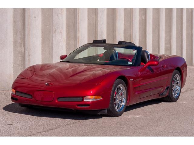 2000 Chevrolet Corvette (CC-1318425) for sale in St. Louis, Missouri