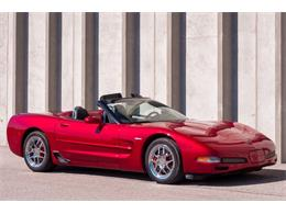 2000 Chevrolet Corvette (CC-1318425) for sale in St. Louis, Missouri