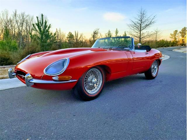 1965 Jaguar XKE (CC-1318431) for sale in Greensboro, North Carolina