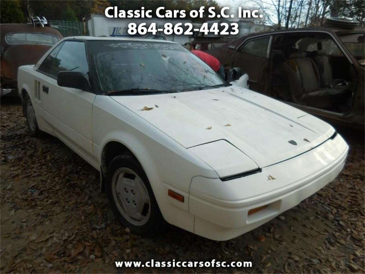 for sale 1985 toyota mr2 in gray court, south carolina cars - gray court, sc at geebo