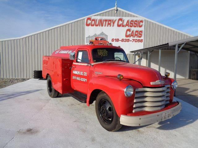 1954 Chevrolet Truck (CC-1318447) for sale in Staunton, Illinois