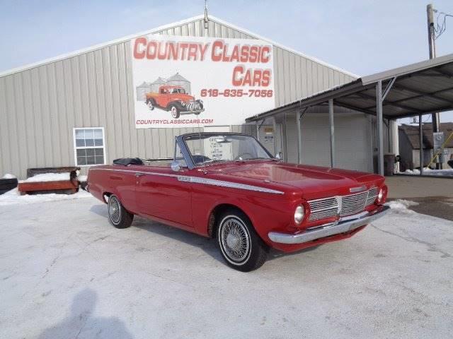 1965 Plymouth Valiant (CC-1318450) for sale in Staunton, Illinois