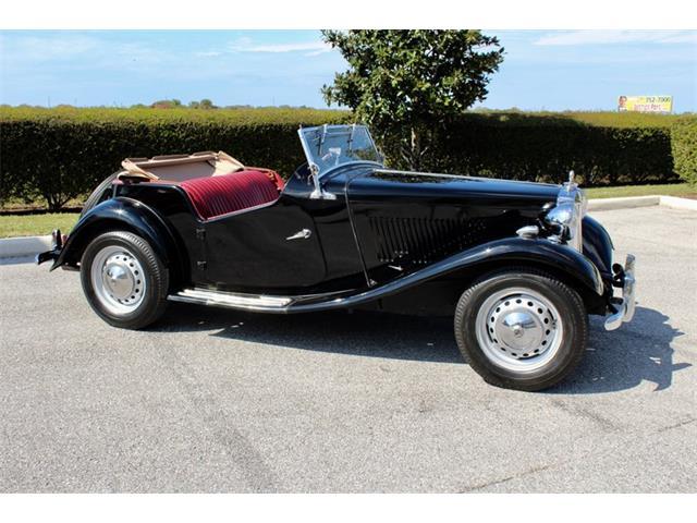 1952 MG TD (CC-1318453) for sale in Sarasota, Florida