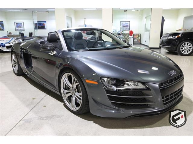 2012 Audi R8 (CC-1318455) for sale in Chatsworth, California