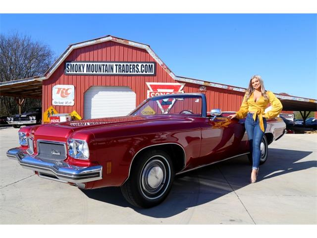 1973 Oldsmobile Delta 88 (CC-1318459) for sale in Lenoir City, Tennessee
