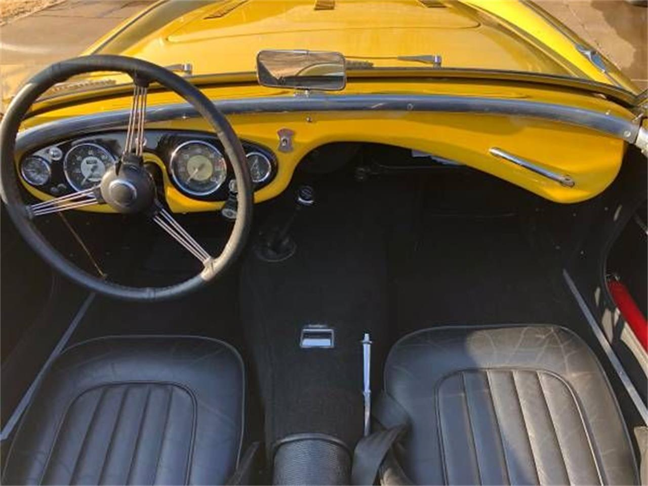 1956 Austin-Healey Roadster (CC-1318462) for sale in Cadillac, Michigan