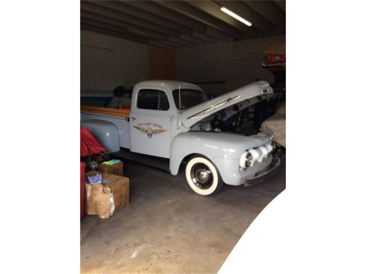 1952 Ford F1 (CC-1318468) for sale in Cadillac, Michigan
