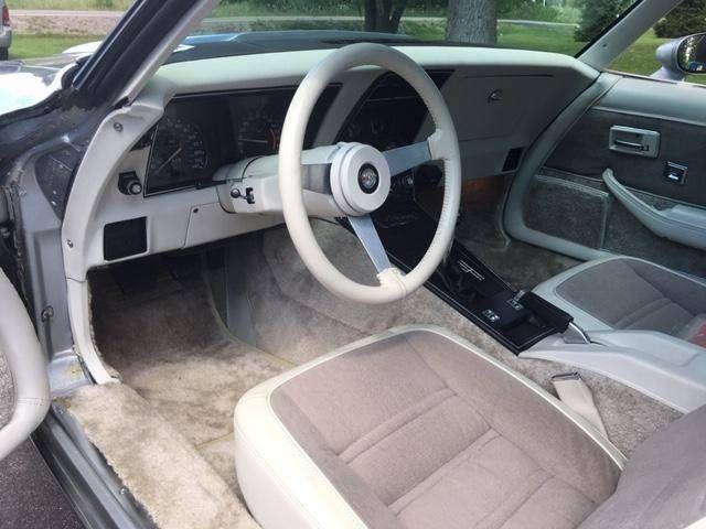 1978 Chevrolet Corvette (CC-1318469) for sale in Cadillac, Michigan