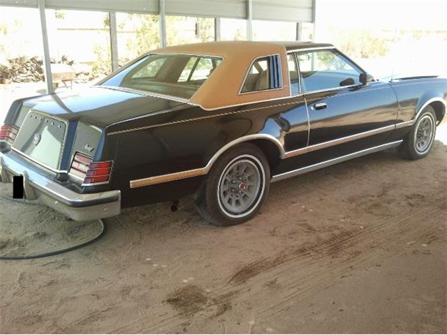 1979 Mercury Cougar (CC-1318471) for sale in Cadillac, Michigan