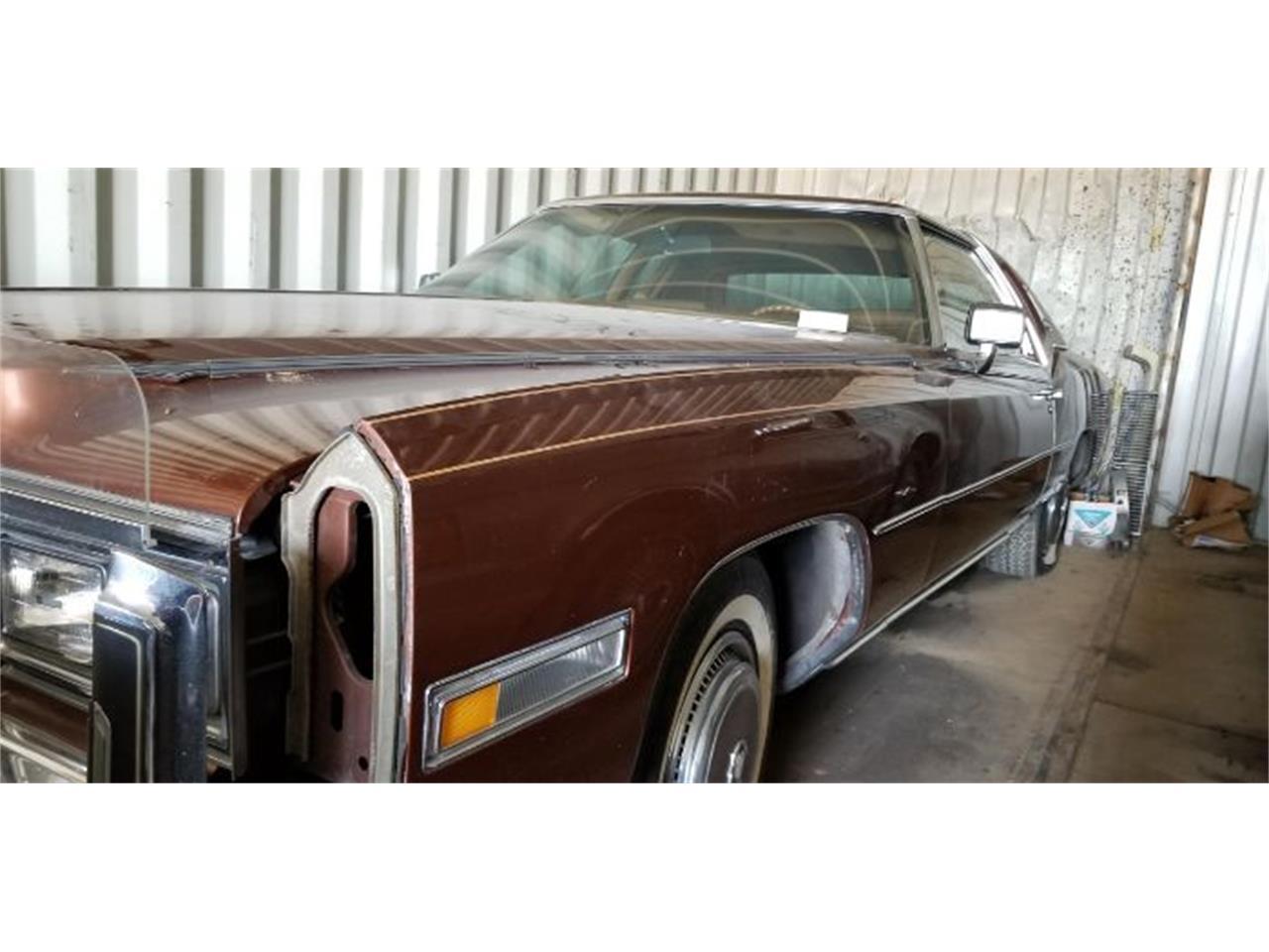 1978 Cadillac Eldorado (CC-1318472) for sale in Cadillac, Michigan