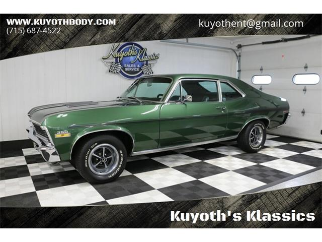 1970 Chevrolet Nova (CC-1318478) for sale in Stratford, Wisconsin