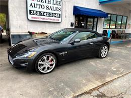 2015 Maserati GranTurismo (CC-1318492) for sale in Tavares, Florida