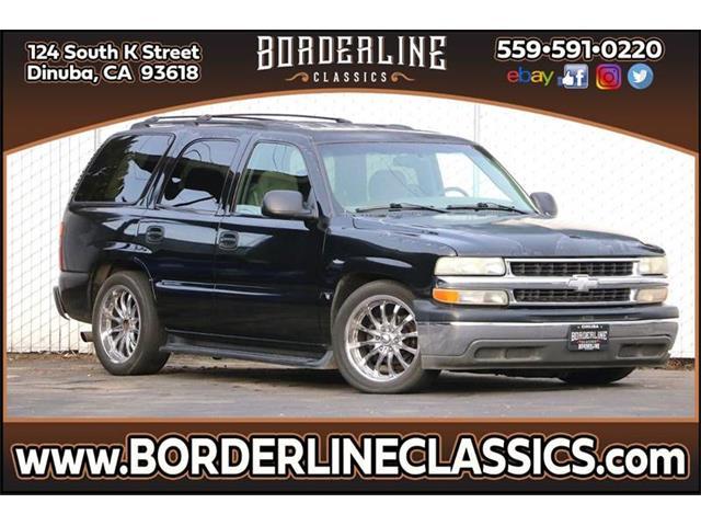 2001 Chevrolet Tahoe (CC-1318507) for sale in Dinuba, California