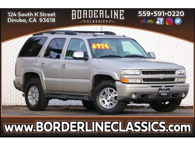 2004 Chevrolet Tahoe (CC-1318509) for sale in Dinuba, California
