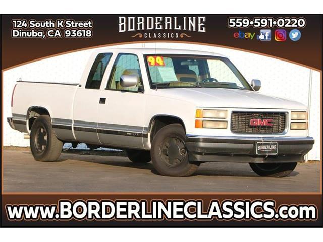 1994 GMC Sierra 1500 (CC-1318513) for sale in Dinuba, California