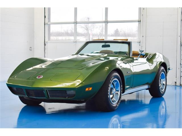 1973 Chevrolet Corvette (CC-1318515) for sale in Springfield, Ohio