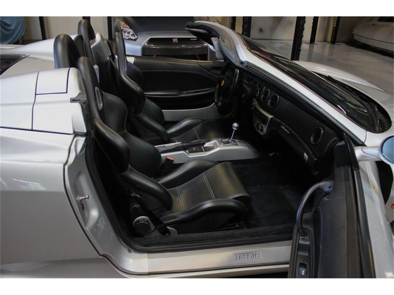 2002 Ferrari 360 (CC-1318516) for sale in San Carlos, California