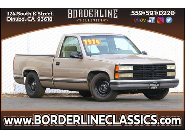 1991 Chevrolet C/K 1500 (CC-1318523) for sale in Dinuba, California