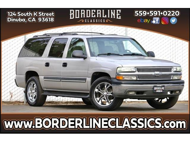 2004 Chevrolet Suburban (CC-1318524) for sale in Dinuba, California