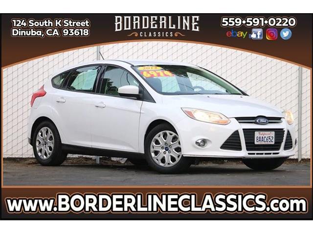 2012 Ford Focus (CC-1318529) for sale in Dinuba, California