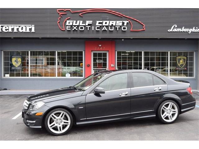 2012 Mercedes-Benz C-Class (CC-1318534) for sale in Biloxi, Mississippi