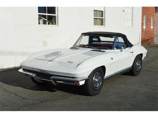 1966 Chevrolet Corvette (CC-1318549) for sale in Springfield, Massachusetts