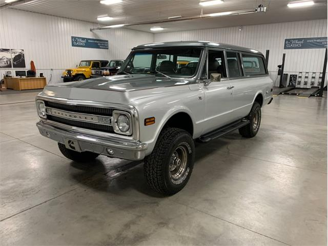 1972 Chevrolet Suburban (CC-1318551) for sale in Holland , Michigan
