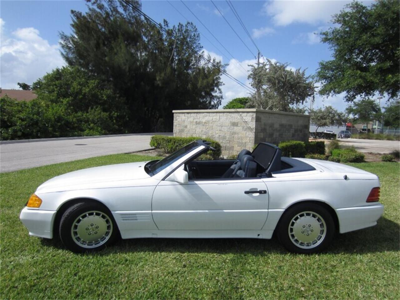 1991 Mercedes-Benz 300SL (CC-1318552) for sale in Delray Beach, Florida