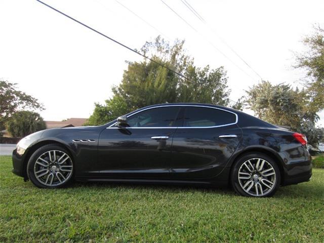 2016 Maserati Ghibli (CC-1318553) for sale in Delray Beach, Florida