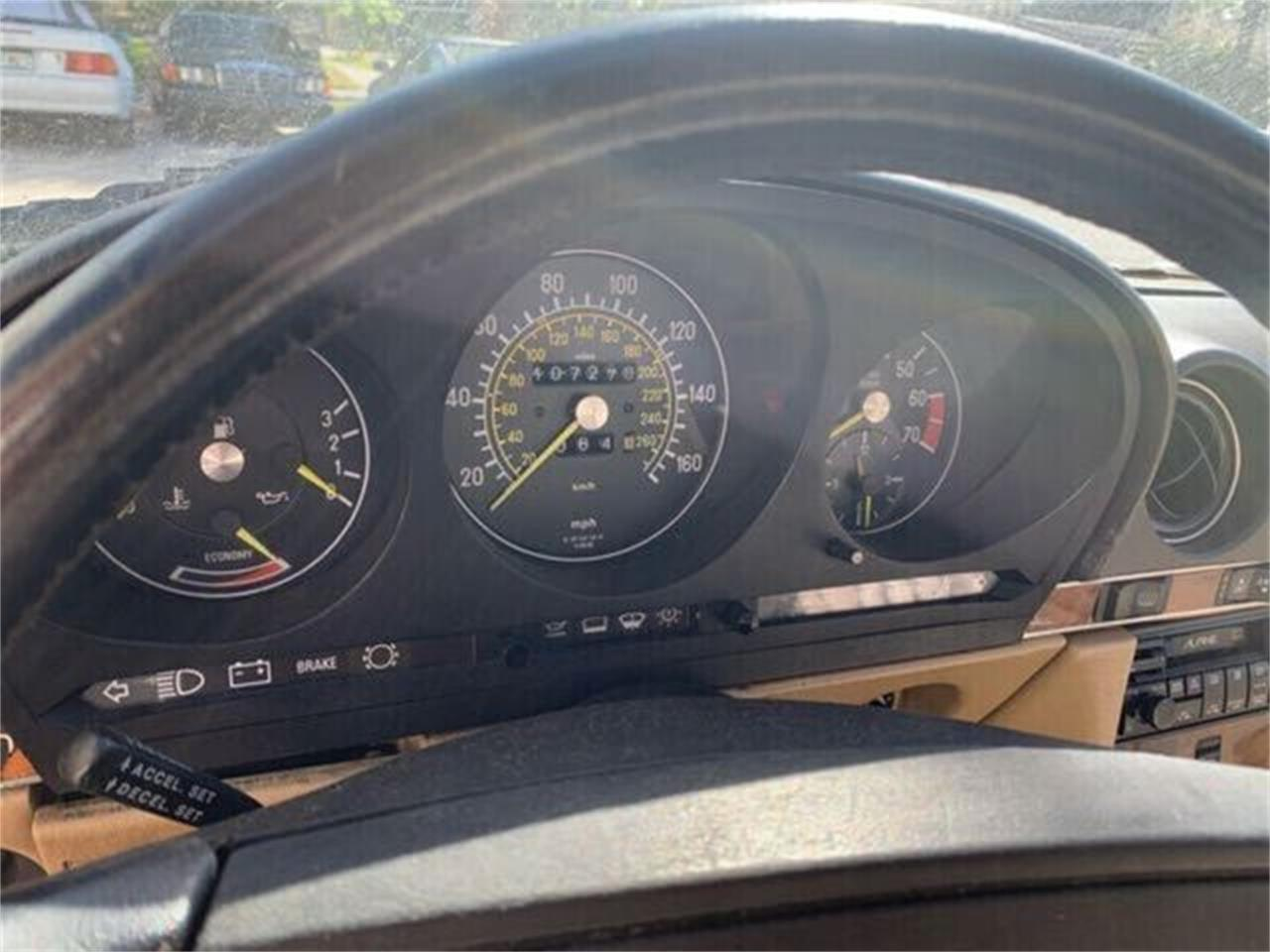 1987 Mercedes-Benz 560SL (CC-1318556) for sale in Holly Hill, Florida