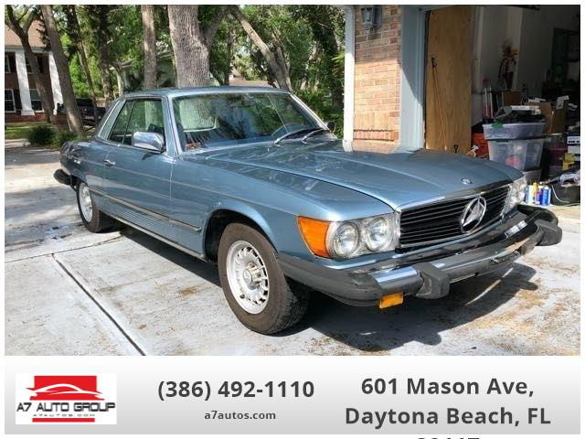 1979 Mercedes-Benz SLC (CC-1318562) for sale in Holly Hill, Florida
