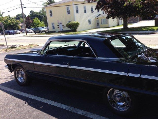 1964 Chevrolet Impala SS (CC-1318599) for sale in Hanover, Massachusetts