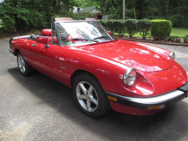 1988 Alfa Romeo Graduate (CC-1310086) for sale in Myrtle Beach, South Carolina