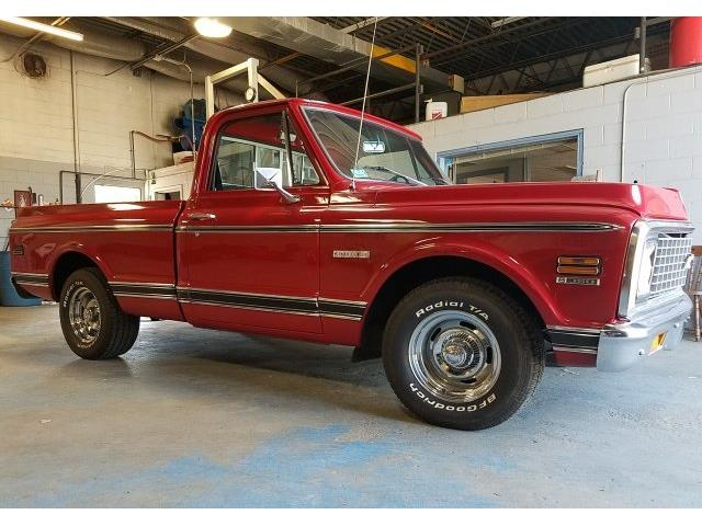 1971 Chevrolet Cheyenne (CC-1318621) for sale in Hanover, Massachusetts