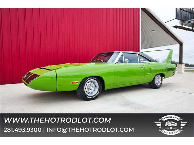 1970 Plymouth Superbird (CC-1318622) for sale in Sealy, Texas