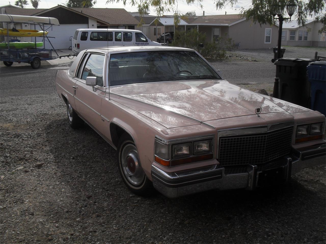 1981 Cadillac Coupe DeVille (CC-1318628) for sale in Bullhead City, Arizona