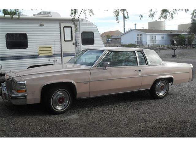 1981 Cadillac Coupe DeVille (CC-1318628) for sale in Bullhead City, Arizona