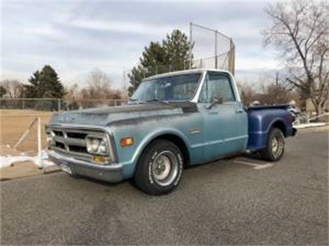 1970 GMC 1500 (CC-1318630) for sale in Wheat Ridge, Colorado
