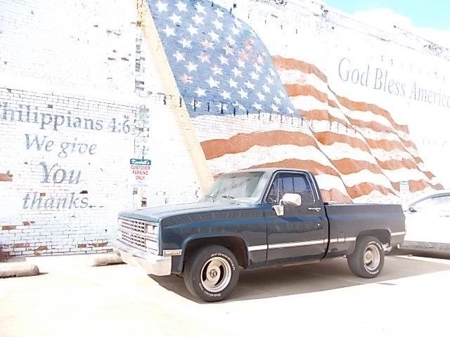 1986 Chevrolet 1/2-Ton Shortbox (CC-1318638) for sale in Skiatook, Oklahoma