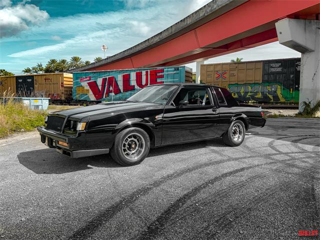 1987 Buick Grand National (CC-1318644) for sale in Fort Lauderdale, Florida