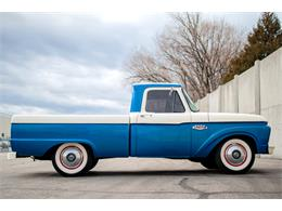 1966 Ford F100 (CC-1318660) for sale in Boise, Idaho