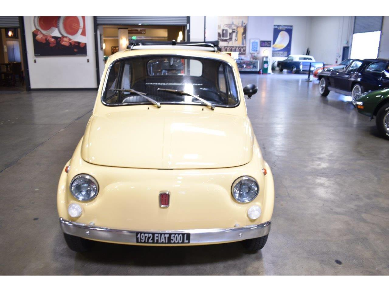 1972 Fiat 500L (CC-1318666) for sale in Costa Mesa, California