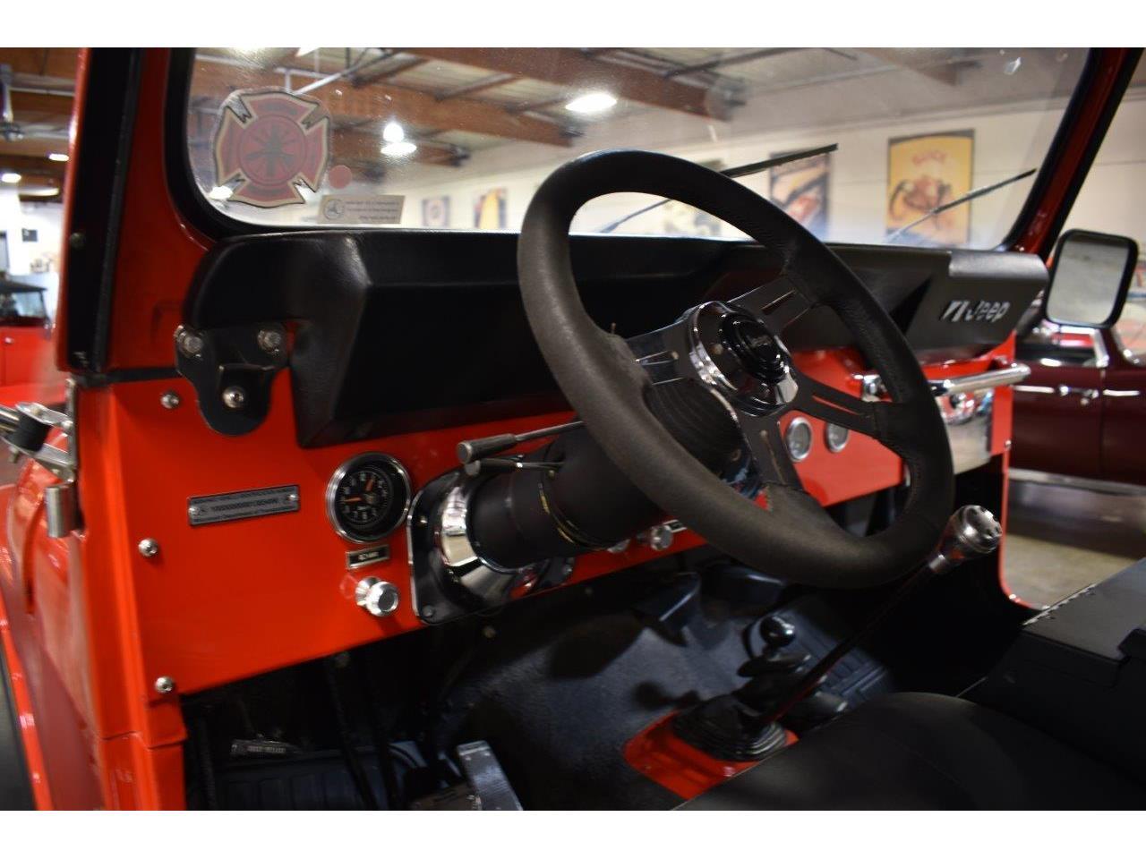 1978 Jeep CJ5 (CC-1318668) for sale in Costa Mesa, California