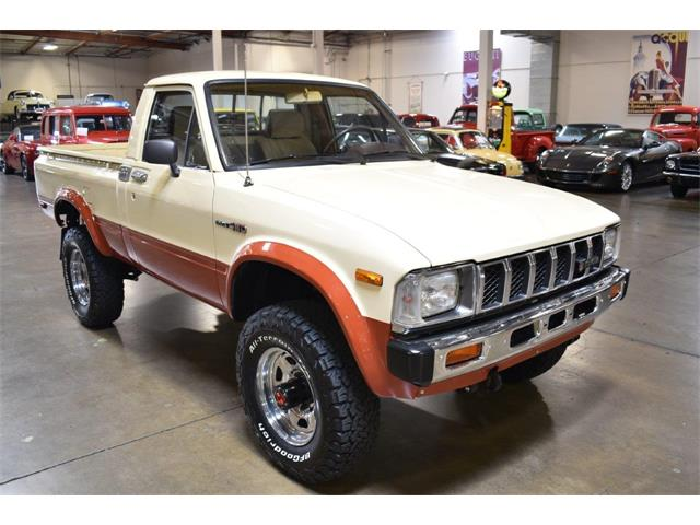 1983 Toyota Pickup (CC-1318670) for sale in Costa Mesa, California