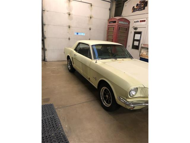 1965 Ford Mustang (CC-1318674) for sale in BENTON, Kansas