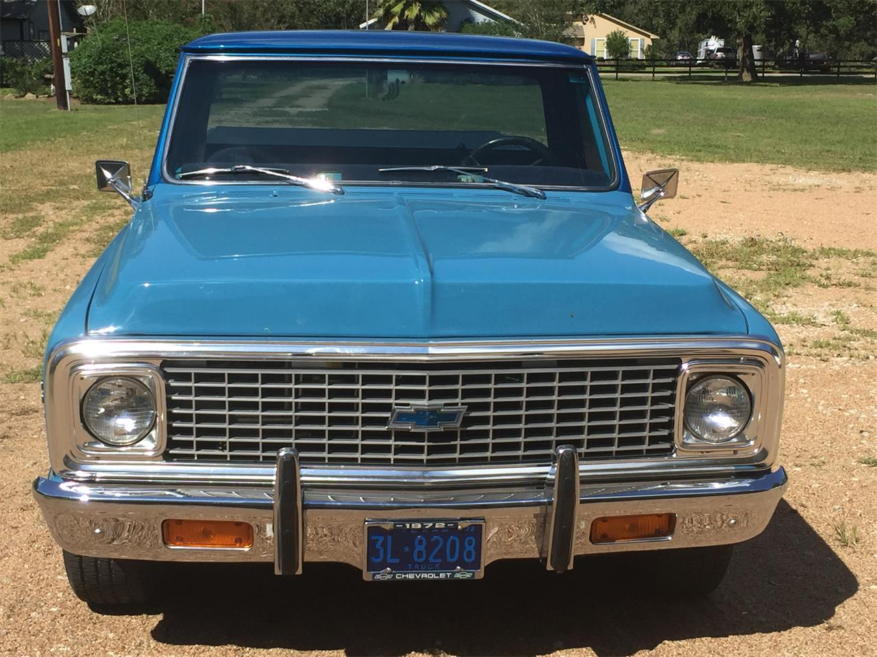 1972 Chevrolet C10 (CC-1318682) for sale in Hempstead, Texas