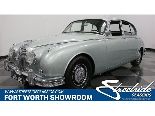 1962 Jaguar Mark I (CC-1318683) for sale in Ft Worth, Texas