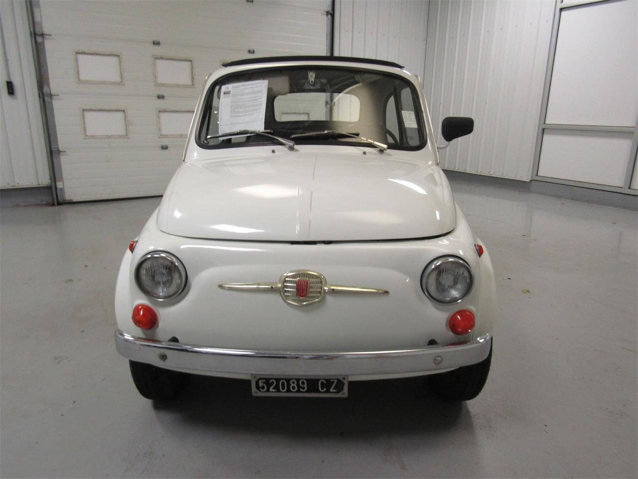 1966 Fiat 500 (CC-1318686) for sale in Christiansburg, Virginia