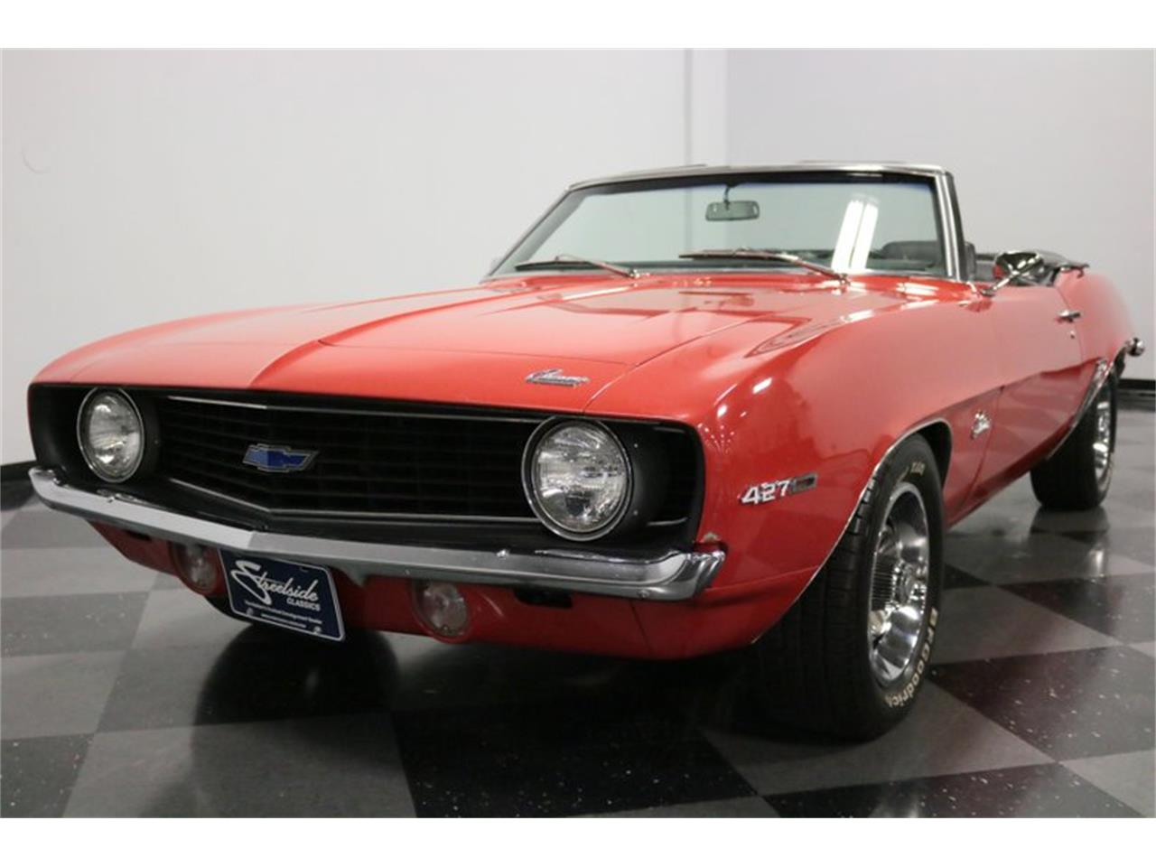 1969 Chevrolet Camaro (CC-1318687) for sale in Ft Worth, Texas